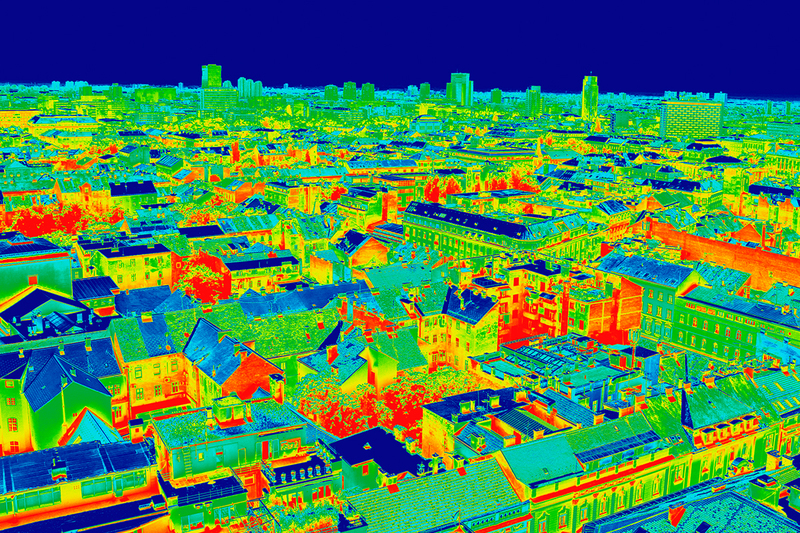 Thermal & Humidity Mapping